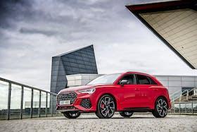 Audi Rs Q3 Estate Rs Q3 Tfsi Quattro 5dr S Tronic